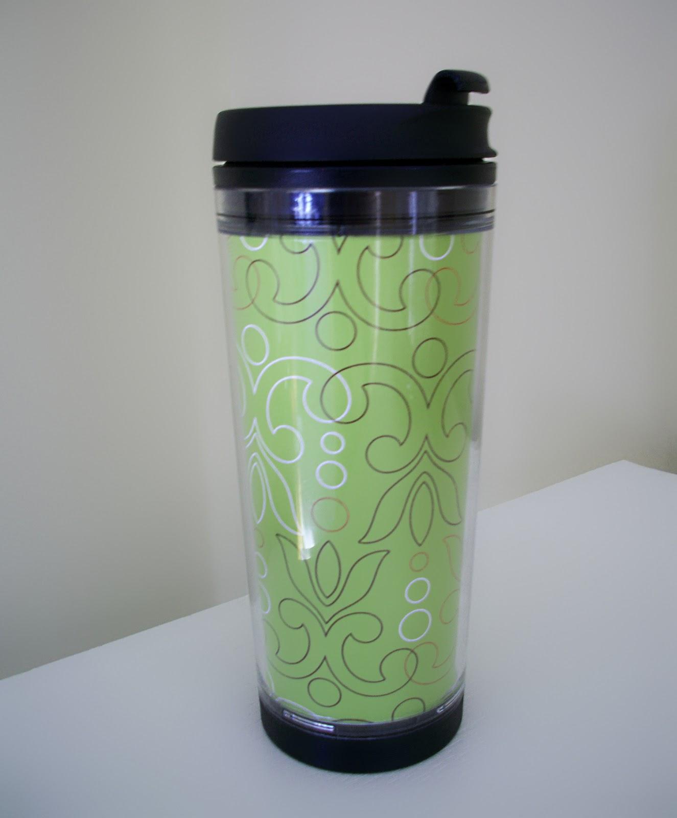 how to diy travel mug