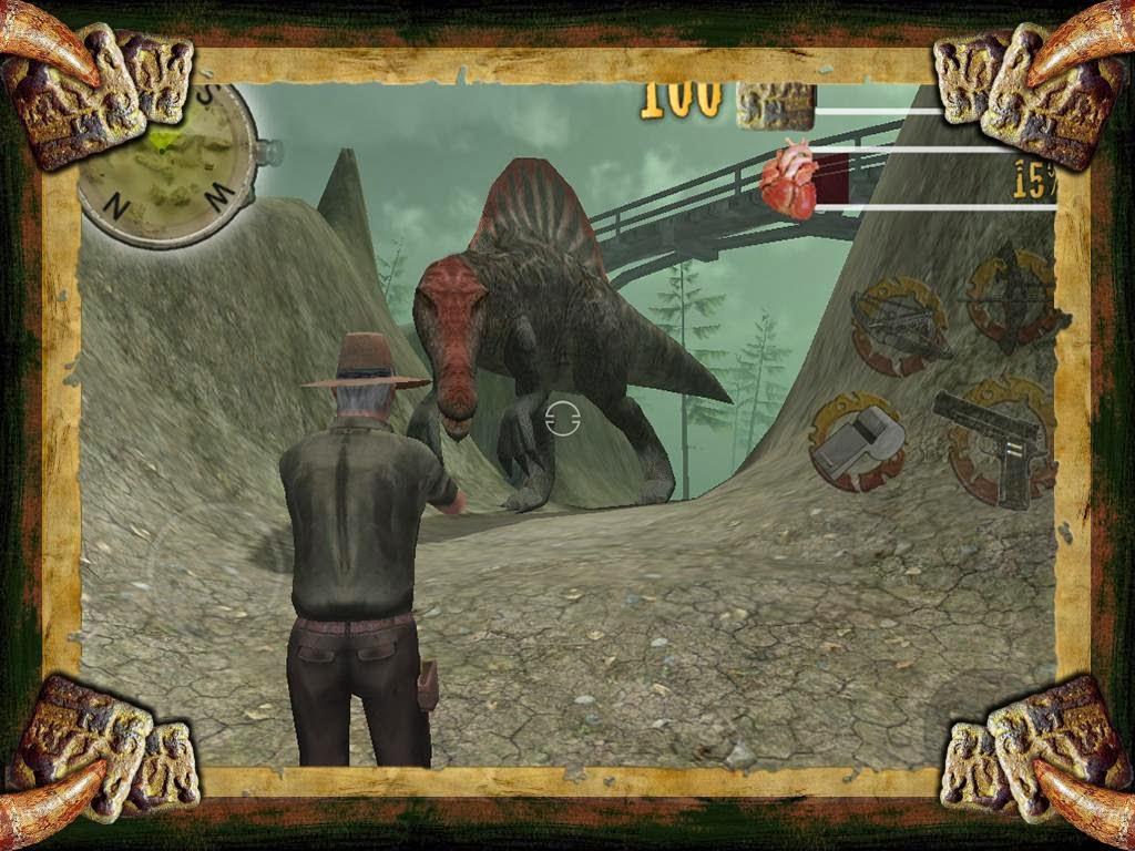 Dino Safari 2 Pro apk download