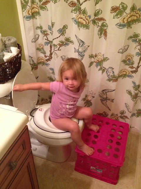 One Day At A Time Potty Training Time
