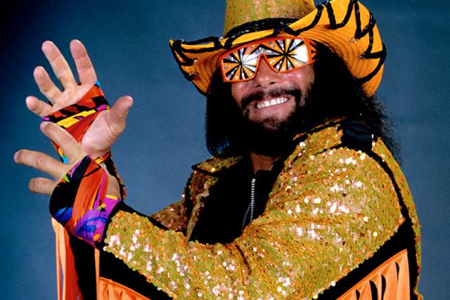 Macho Man Randy Savage Wrestling Pictures WWE SuperstarsWWE