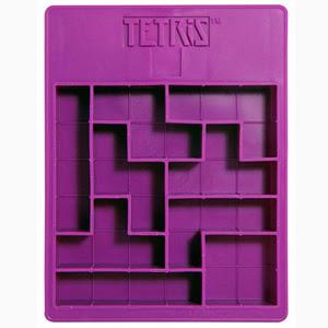 Cubitos de Hielo Tetris