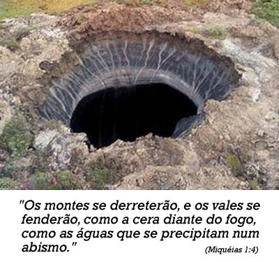 Mistério aumenta: cientistas encontram dois novos buracos