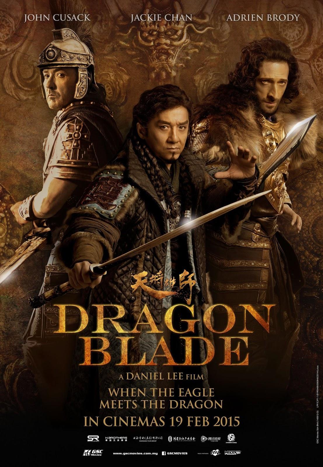Dragon Blade – Dublado