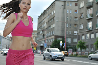 Exercise can reduce stress, but exercising in a polluted area can be dangerous to your health.
