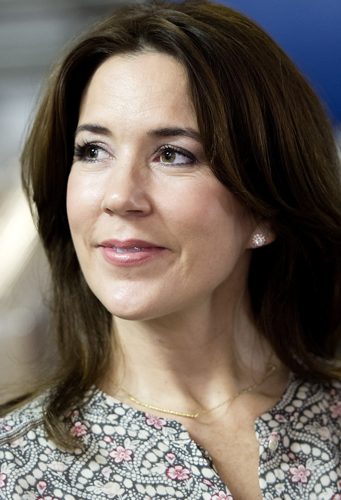 Princess Mary in South Africa
