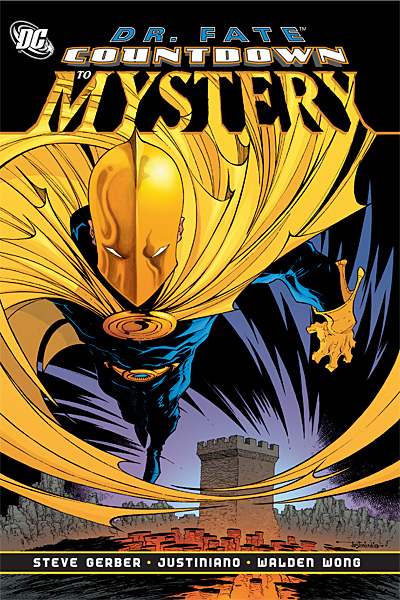 Review: Dr. Fate Countdown to Mystery