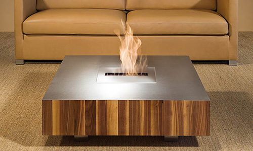 Table Contemporary Wood Heater Equipped Best Furniture Gallery