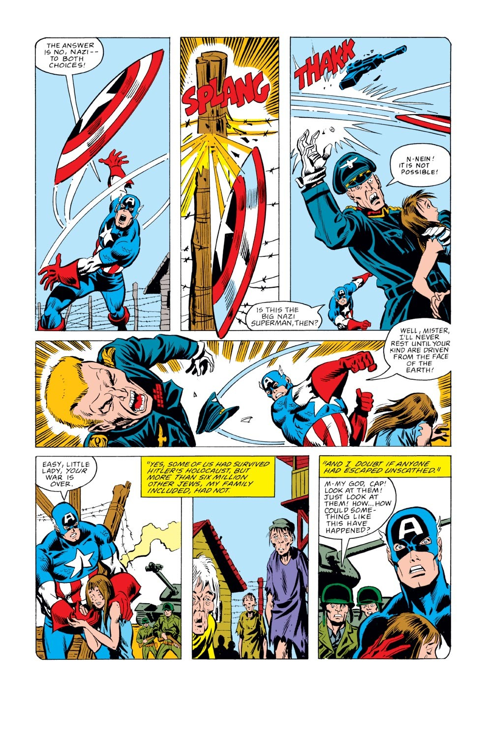Captain America (1968) Issue #237 #152 - English 16