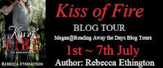 Kiss Of Fire Blog Tour