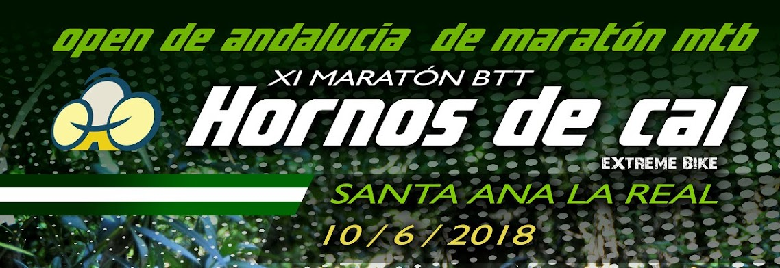 Maratón BTT de los Hornos de Cal