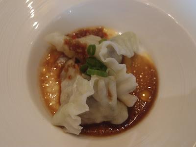 昆布鲍鱼饺子