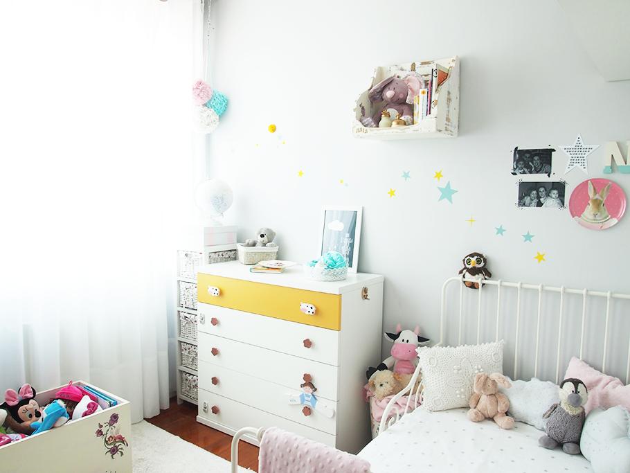 claves para decorara adecuadamente la habitación infantil