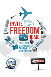 Invite Freedom Home - Creating A Meaningful Life And Live Life With Passion (Author: Tham Chee Wah)