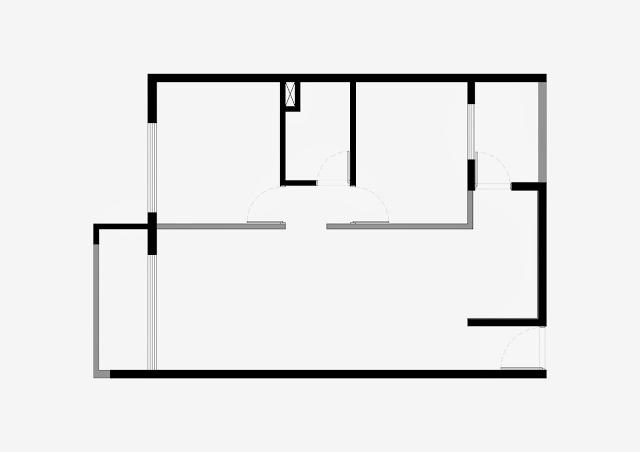 室內設計 空間設計 原始圖