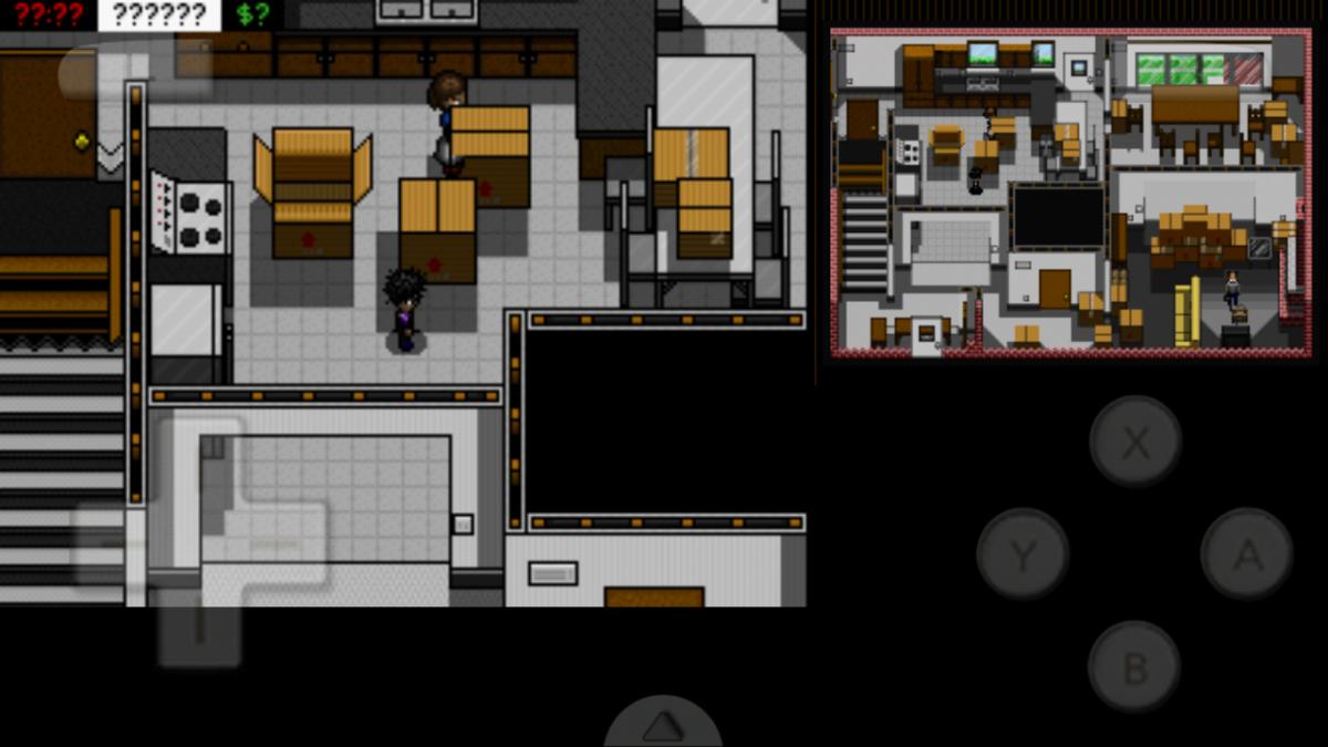 screenshots of drastic ds emulator