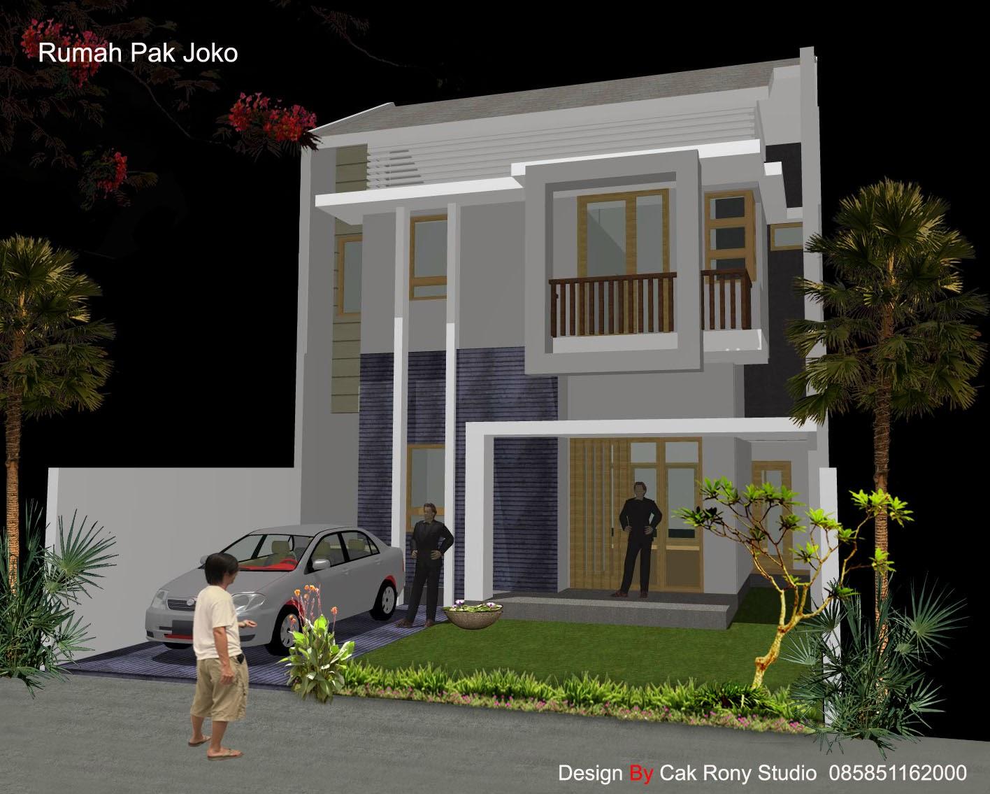Ragam inspirasi Desain Rumah Mewah 2 Lantai yg elegan