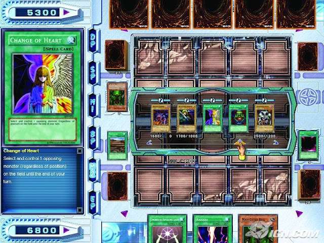 Yu Gi Oh Power Of Chaos Kaiba The Revenge Espanol