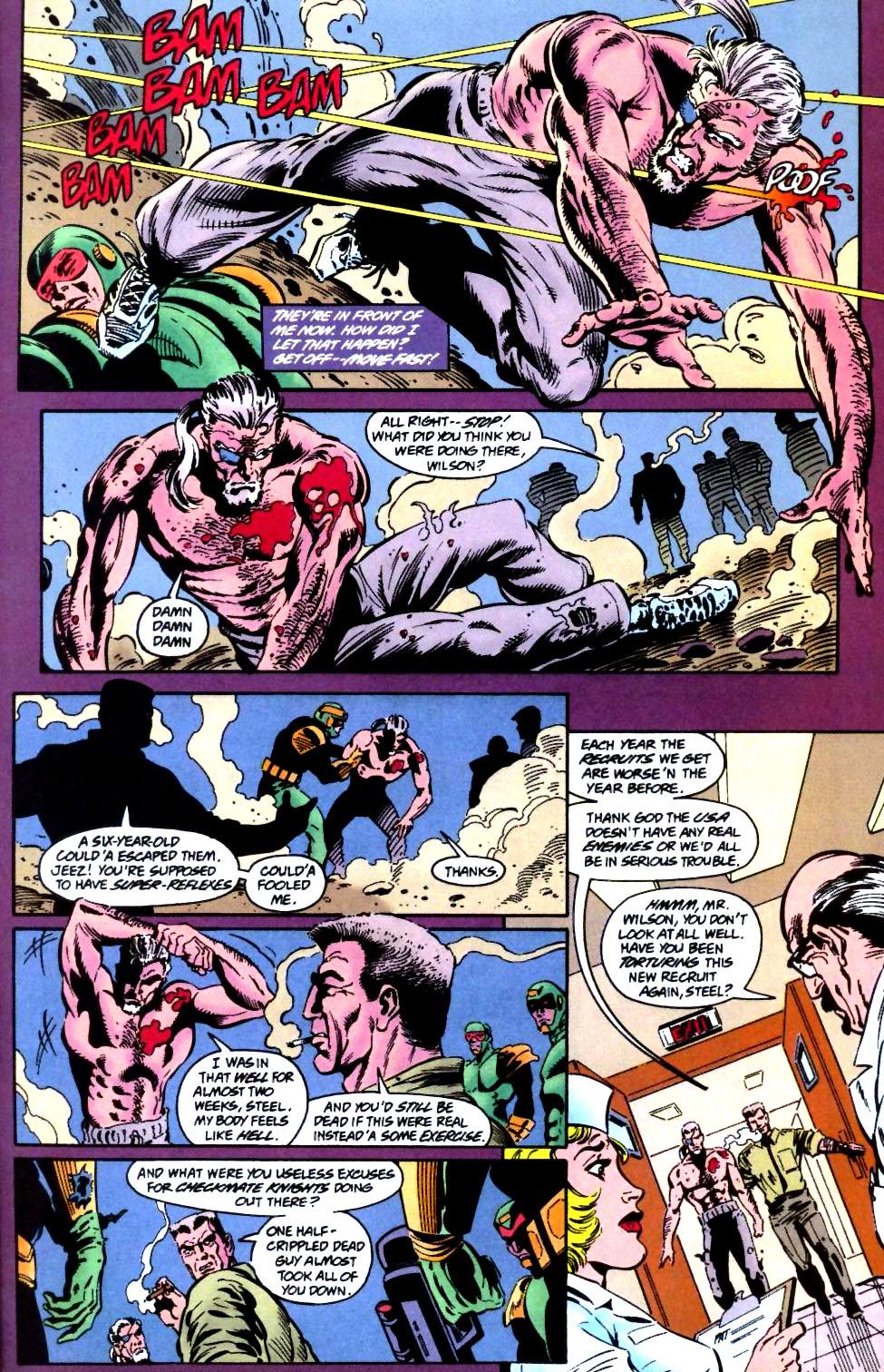 Deathstroke (1991) Issue #47 #52 - English 4