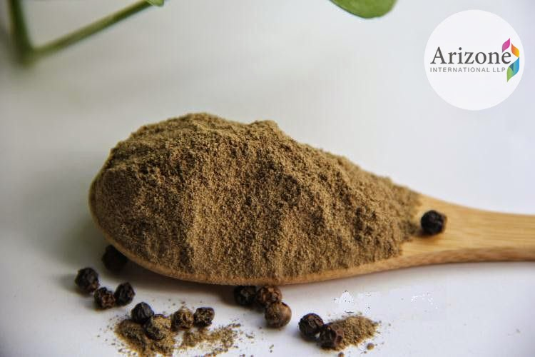 Black Pepper Powder Arizone International LLP Vapi