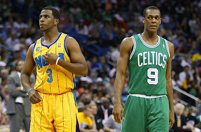 Chris Paul, Rajon Rondo, Boston Celtics, Celtics News, State Of The Celtics