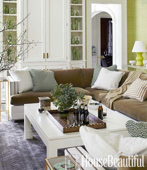 modern palm boutique: lavender, chartreuse & aqua: bold