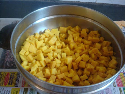 How to make Elephant foot yam curry