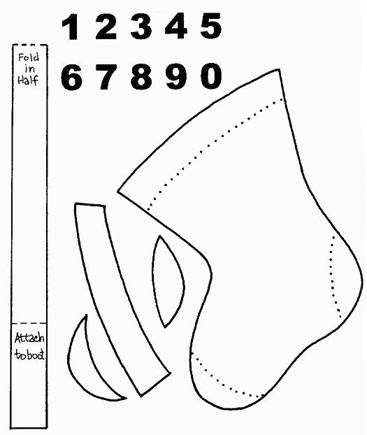 Christmas Stocking Templates Like the stocking to be.