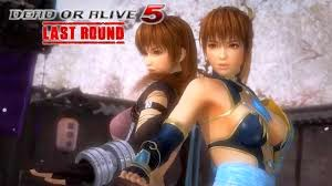 Game PC Dead or Alive 5 Last Round Full