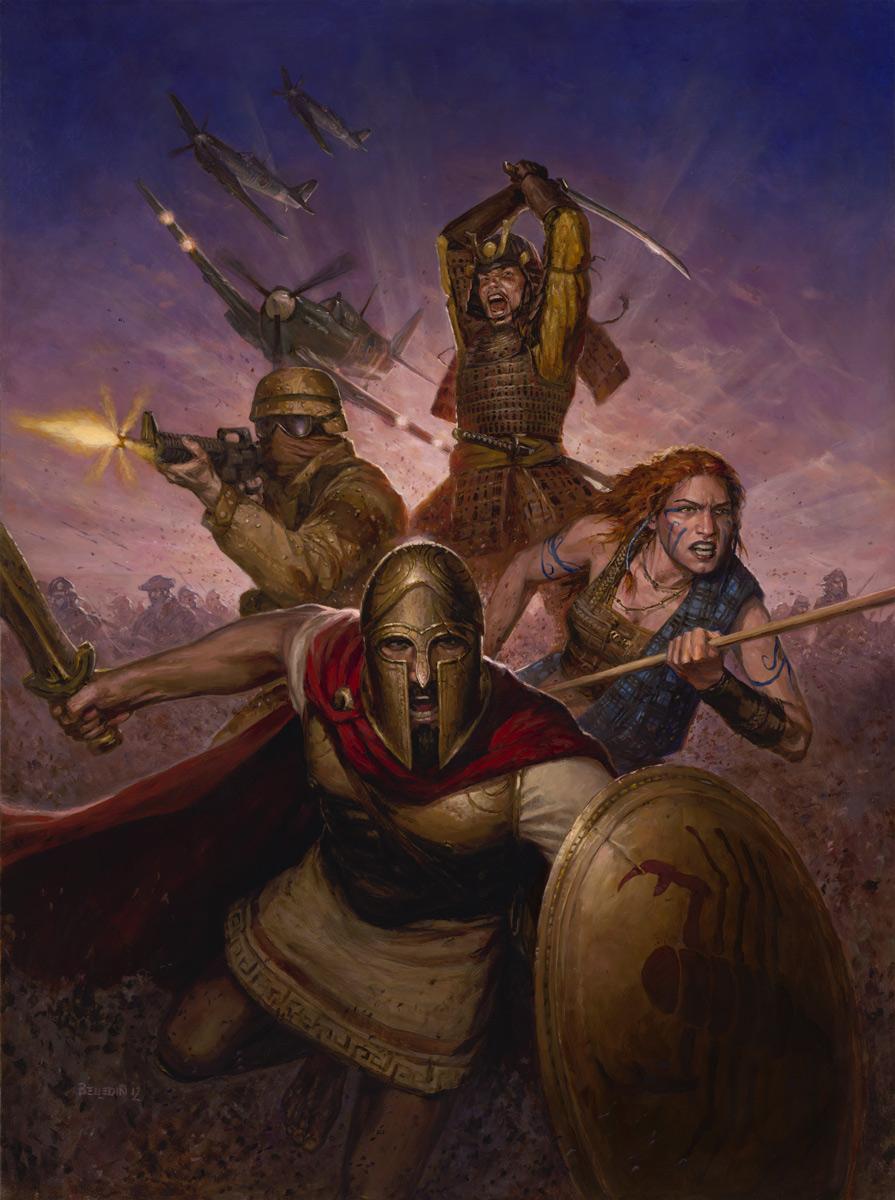 Battle of Badass