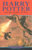 bookcover of HARRY POTTER AND THE GOBLET OF FIRE  by J. K. Rowling