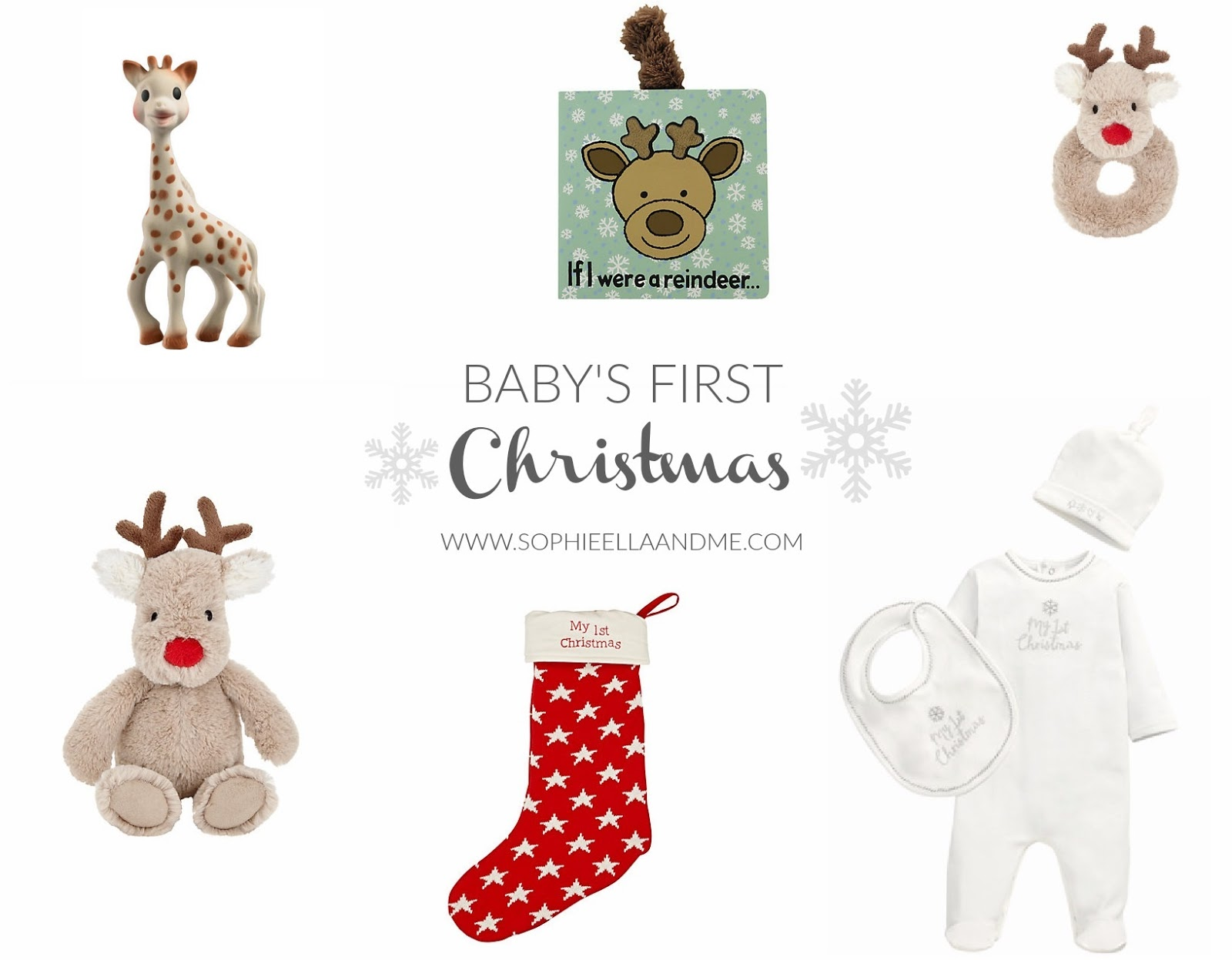 First Christmas Present For Baby