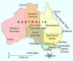 BENUA AUSTRALIA DAN KEADAAN ...