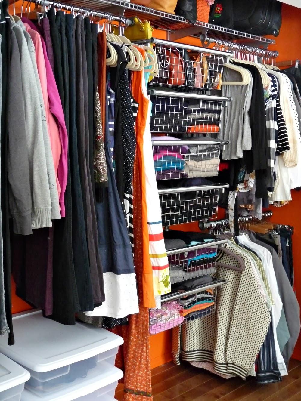 Rubbermaid Configurations Closet Organizer ...