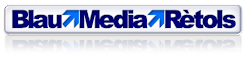 Blau Media Rètols