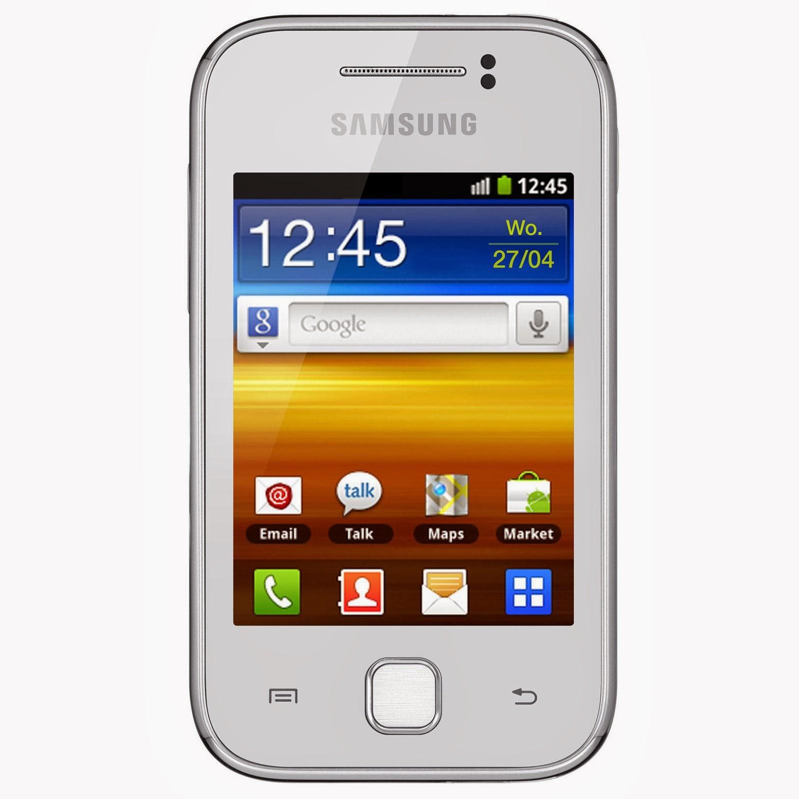 Harga Samsung Galaxy Y S5360 Dan Spesifikasi