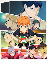 ver anime Haikyuu!! Second Season Capitulo 1