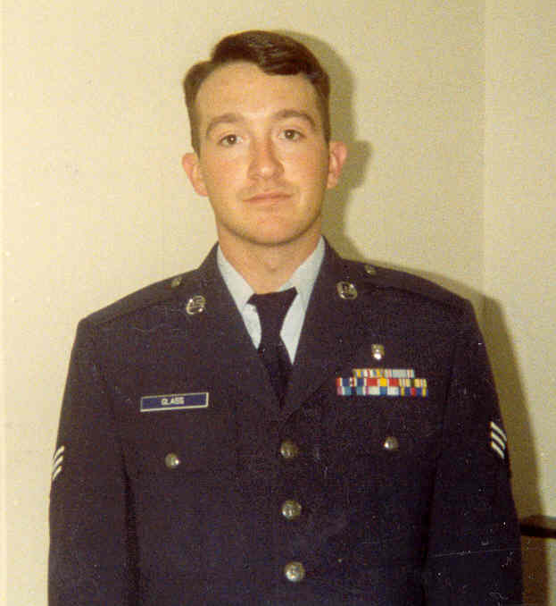I SERVED IN THE AIR FORCE