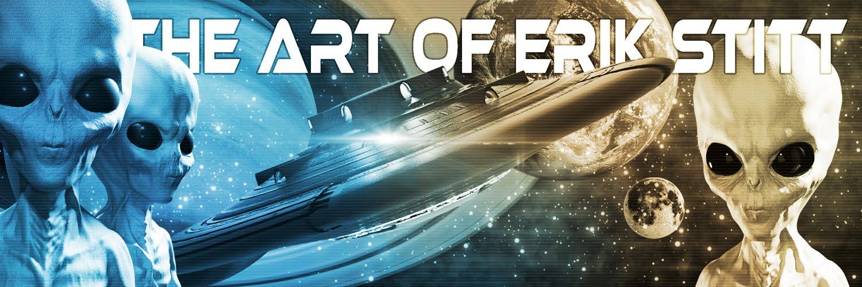 The Art of Erik Stitt