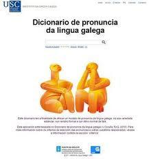 DICCIONARIO DE PRONUNCIA DA LINGUA GALEGA