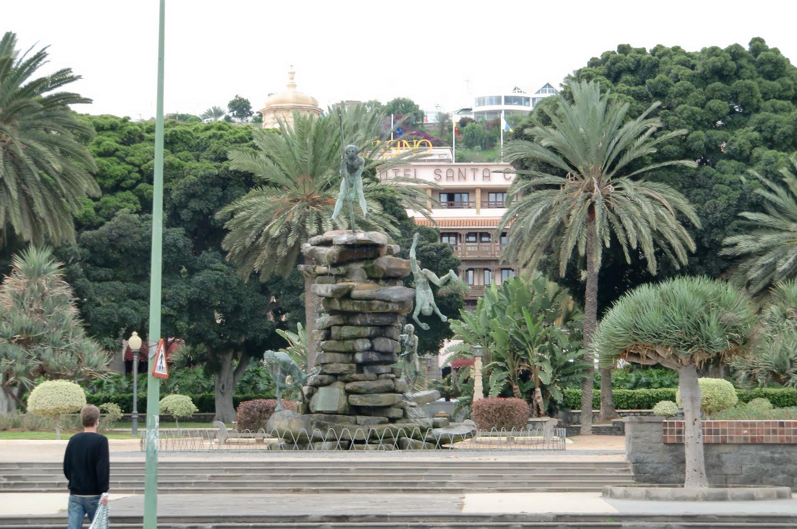hotel santa catalina en las palmas de gran canaria:
