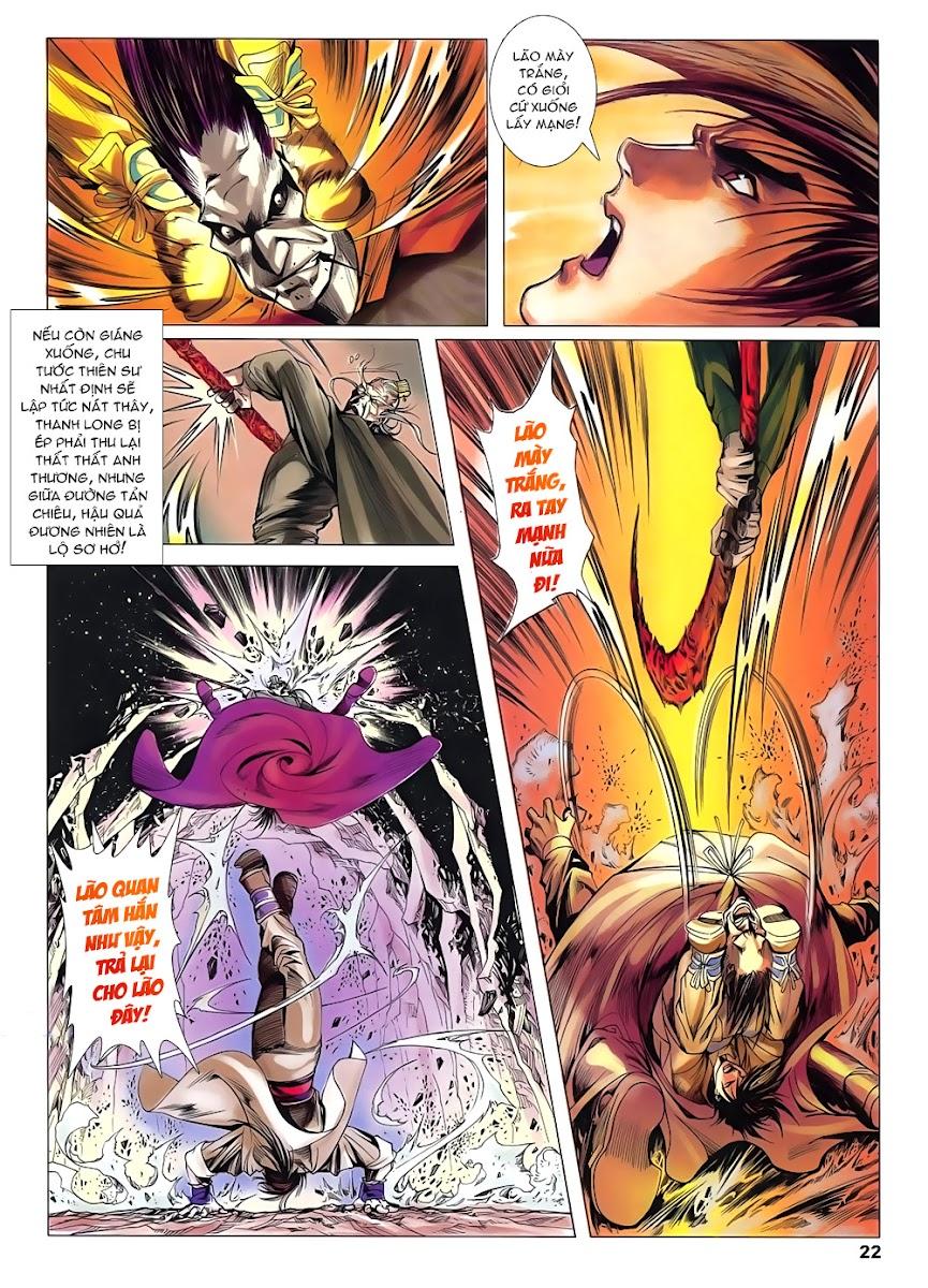 Lục Đạo Thiên Thư chap 11 - Trang 20