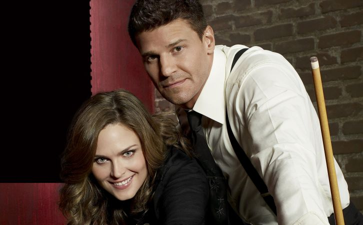 Bones - Season 10 - Cast Promotional Photos