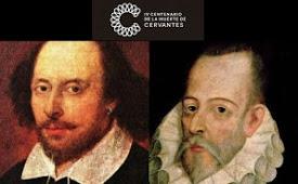 Homenaje en el 400 Aniversario de la muerte de Cervantes y Shakespeare.