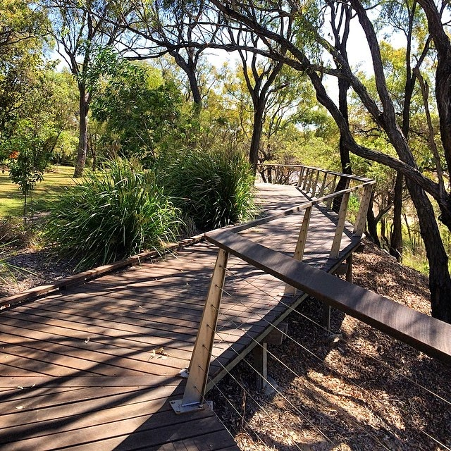 Gladstone Trail