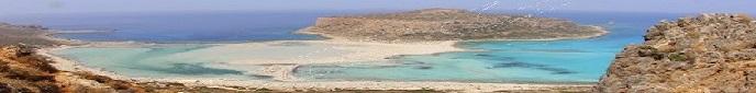 Απολαύστε την λιμνοθάλασσα του Μπάλου