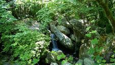 Le Pelion et ses nombreux ruisseaux