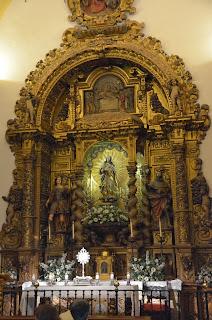 Capilla de San Onofre - Sevilla