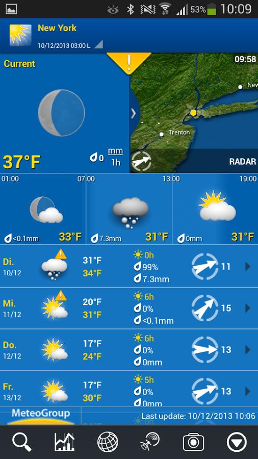 WeatherPro Premium v3.5 Apk
