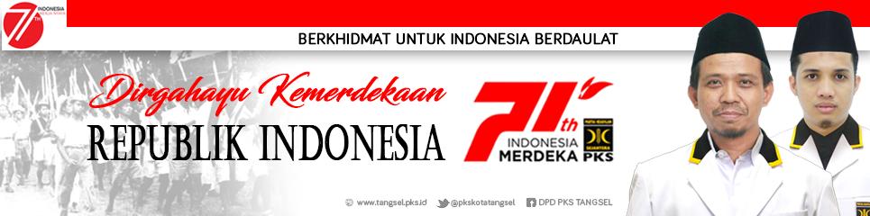 PKS Kota Tangerang Selatan