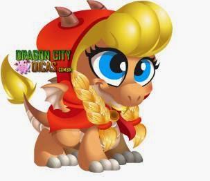 Dragão Chapeuzinho Vermelho